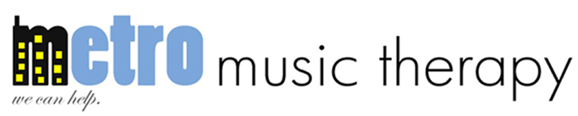 Image result for metro music therapy logo